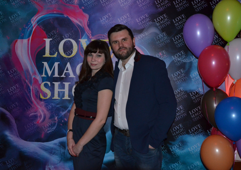 «LOVE MAGIC SHOW» март 2018